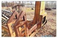 CTR Ground Saw Slasher Saw http://www.heavyequipment.us/listings/ctr-ground-saw-slasher-saw/