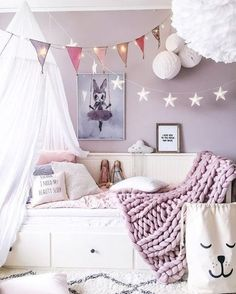 Pink and Purple Bedroom ideas
