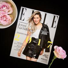 Siinä se nyt on Helmikuun Elle ja upea kansimallimme Jenni Vartiainen vaaleissa hiuksissaan (ja ainutlaatuisen avoimessa haastattelussa). Elle antaa uudistukselle täyden kympin. Lehti kaupoissa tänään.   via ELLE FINLAND MAGAZINE OFFICIAL INSTAGRAM - Fashion Campaigns  Haute Couture  Advertising  Editorial Photography  Magazine Cover Designs  Supermodels  Runway Models