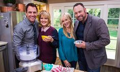 Home & Family - Recipes - Sugar Free Coconut Ice Cream with Sophie Uliano | Hallmark Channel