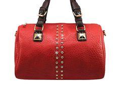 Studded Barell Bag - Dos'Staggio Boutique---dosstaggio.aradium.com