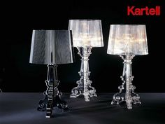 Buy Bourgie from Kartell, the reinterpretation of the baroque lamp by Pietro Ferruccio Laviani securely and affordably, in the home design shop. Contemporary Furniture, Modern Contemporary, Modern Classic, Chandeliers, Kartell, Apartment Design, Dream Apartment, Lamp Design, Modern Furniture