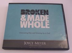 #christian emotional healing with #joyce meyer .Here's a great#cd set to help encourage u on your journey with #God