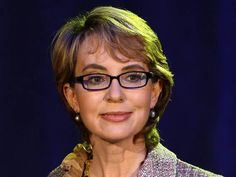 Gabby Giffords. 2 years today she was shot...what an amazing story.  -H