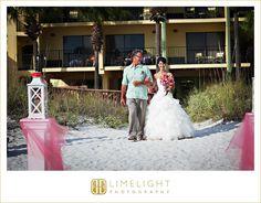 Sirata Beach Resort, Beach Wedding, Destination Wedding, Wedding Photography, Bride, www.stepintothelimelight.com