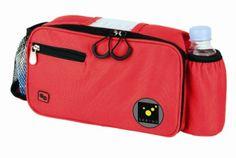 Elite Bags San-Dienst-Tasche Ruller's Clevere Erste-Hilfe-Hüfttasche für unterwegs, ob beim SanDienst, Sport oder anderen Aktivitäten. Egal ob im Beruf oder Privat ein treuer...