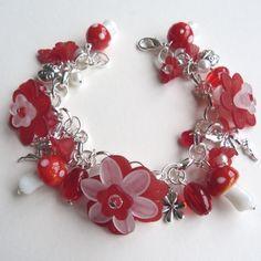 Woodland Fairies Charm Bracelet £12.50