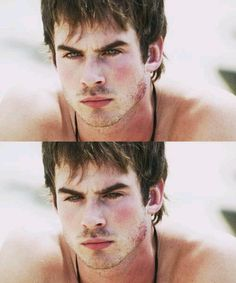Ian Somerhalder as Boone Carlyle in Lost. He looks so young in here.