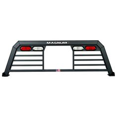 When you need sliding window access to your truck cab through a headache rack, the Low-Pro Truck Rack is built to handle tough jobs and bad weather. Lifted Trucks, Big Trucks, Pickup Trucks, Truck Accesories, Truck Bed Accessories, Headache Rack Trucks, Ford Ranger Wheels, Nissan, Welding Trucks