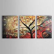 Hand-painted Abstract Oil Painting with Stret... – USD $ 119.99