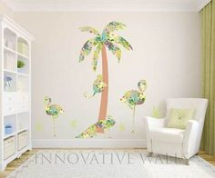 We make people friendly wall decals using high end material that is reusable, eco friendly and easy to apply without any tools.