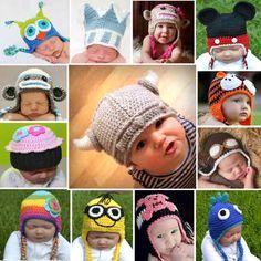 omg Heather, the Viking Hat! Crochet Kids Hats, Knitting For Kids, Baby Knitting Patterns, Diy Crochet, Crochet Crafts, Knitting Yarn, Crochet Projects, Knitted Hats, Crochet Patterns