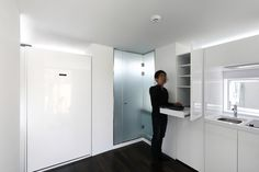 Image 14 of 31 from gallery of Songpa Micro Housing / SsD. Courtesy of SsD Floor Area Ratio, Student House, Micro House, Commercial Architecture, Asian, Second Floor, Contemporary, Modern, Interior And Exterior