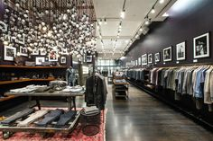 John Varvatos Boutique - The Forum Shops, Las Vegas, NV
