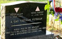 Gay Veteran