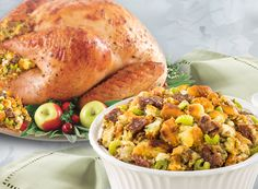Let's cook up this Craving! Turkey Stuffing Recipe