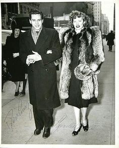 Lucy & Desi represent fun and style