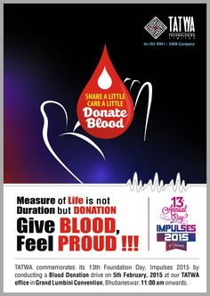 Poster (Blood Donation)