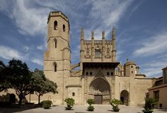 Huesca, Catedral, arquitectura S.XII-XVIII | Patrimonio de Huesca