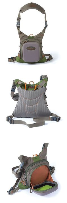Fly Fishing Accessories 87098: Fishpond Savage Creek Fly Fishing Chest Pack Bag - Cutthroat Green -> BUY IT NOW ONLY: $89.95 on eBay!