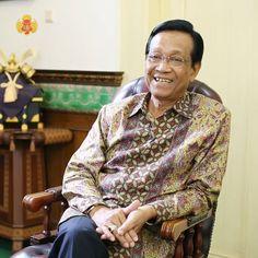 Sri Sultan Hamengku Bawono 10. Jogjakarta, Indonesia.