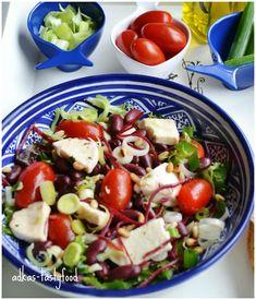 .. chute a vône mojej kuchyne...: Výborný šalát Cobb Salad, Food, Eten, Meals, Diet