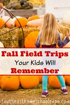 Field trips are one of the best parts of homeschooling. Field trips give you the opportunity to take a break from the ordinary while opening a world of learning opportunities. Here are some great ideas for fall field trips for your homeschool family. Homeschooling Resources, Homeschool High School, Homeschool Curriculum, Fall Preschool Activities, Learning Activities, Experiential Learning, Field Trips, Business For Kids, Fall Crafts