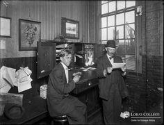 Office, 1912