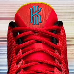 Kyrie Irving became the 20th basketball player to get his own Nike signature shoe. Get the Nike Kyrie 1 here.