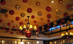 The Restaurant And Saw All The Decorations However, Fun Decorations Christmas Decoration For Restaurant Ideas Unique 6 On Christmas Decoration
