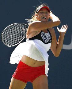 Maria Sharapova Boyfriend, Maria Sharapova Hot, Best Female Tennis Player, Female Volleyball Players, Tennis Match, Play Tennis, Yuri, American Tennis Players, Maria Sarapova