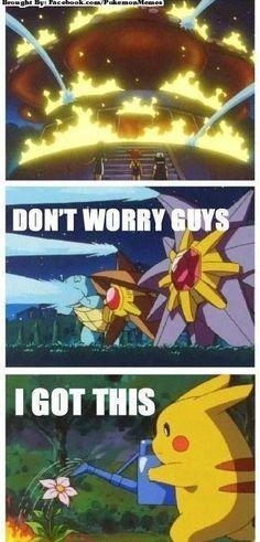 Every bit helps ...  pokemon, pikachu, ash, misty, staryu, starmie, squirtle