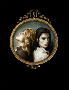 Lestat and Louis by Diana Elisabeth Raum