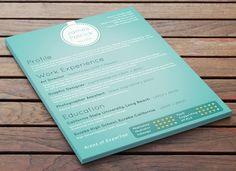 'Resume Baker' Custom Resume Design Giveaway: Make Youre Resume Stand Out! » Design You Trust
