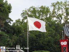 Charcotrip en Japon, por fin encontramos una bandera!