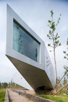 Jinhua Architecture Park Michael Maltzan