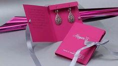 упаковка бижутерии своими руками: 10 тыс изображений найдено в Яндекс.Картинках Creative Gift Wrapping, Creative Gifts, Diy Gift Box, Diy Gifts, Jewelry Crafts, Handmade Jewelry, Jewelry Logo, Jewelry Quotes, Pearl Jewelry