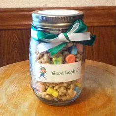 Lucky charms good luck.