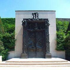 La Porte de l'Enfer / Gates of Hell. Musée Rodin. Visité le 10 juillet 2013.