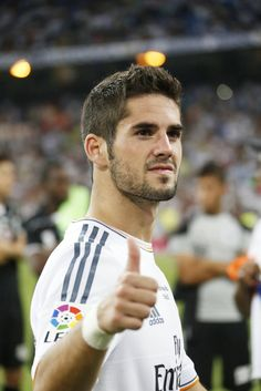 ISCO Alarcón. Real Madrid.