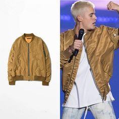 KEDERA 2017 new high street men bomer jacket clothes brand clothing mens jackets coat pilot flight bomber jacket #Affiliate