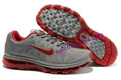 Mens Air Max 2011 Cheap Red Grey Air Max Sneakers, Sneakers Nike, Nike Air Max 2011, Grey Shoes, Red And Grey, Shoe Sale, Nike Free, Men, Shopping