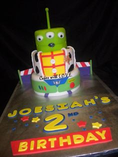 toy story round cake - Google Search
