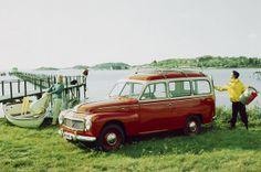 Volvo PV445 Duett.