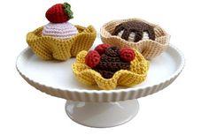 Dessert Bowl crochet tuto