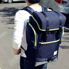 feb5abe27dc6 ChanChanBag Mens Backpack Laptop Backpack School Bag College Bag for Men  616 CA  MadeinKorea
