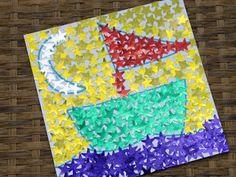 The Activity Mom: 6 Mosaic Crafts