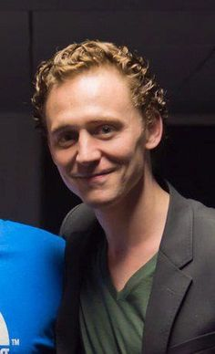 I adore your curly hair Tom...crazy thing is I have never been attracted to guys with curly hair, but yours is beautiful.