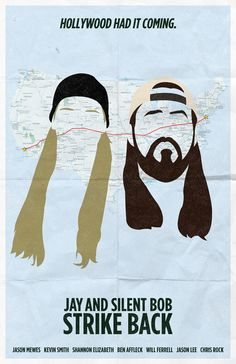 Jay and Silent Bob Strike Back by William Henry