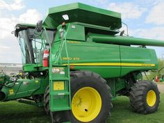 Ag Power Enterprises, Inc. - John Deere 9870